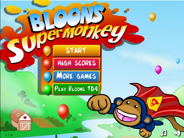 Bloons Super Monkey Hacked