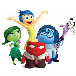 Inside Out: Joy Saves Memories
